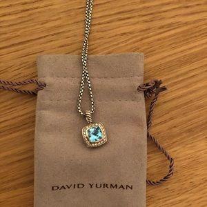 David Yurman Petit Albion Pendant